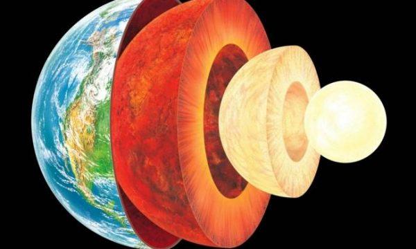 Il nucleo della Terra è più giovane del pianeta: ha soltanto un miliardo e mezzo di anni