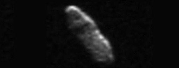 La notte di Natale un asteroide sfiorerà la Terra.