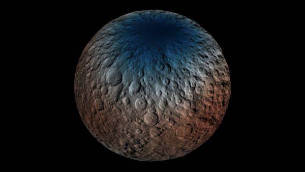 C'è acqua sul pianeta nano Cerere