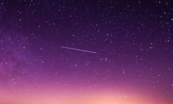 Nel cielo di settembre sciami di stelle cadenti