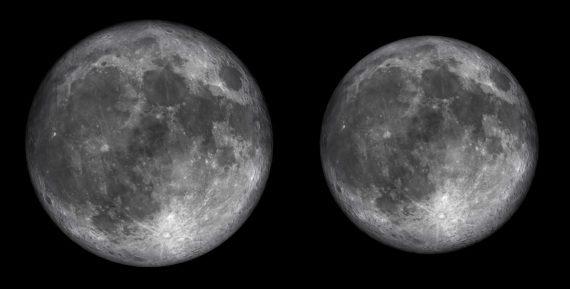 """La super Luna """"extra"""" del 14 novembre 2016"""